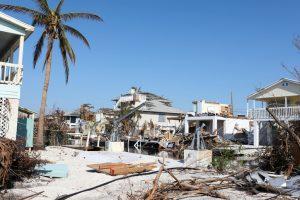 Ramrod Key in Florida Keys after Hurricane Irma and possible tornado